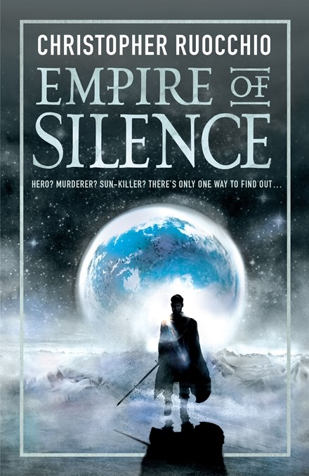 Image result for realm of silence book christopher