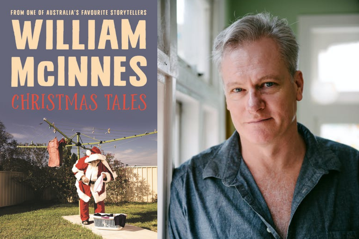 Christmas Tales and William McInnes