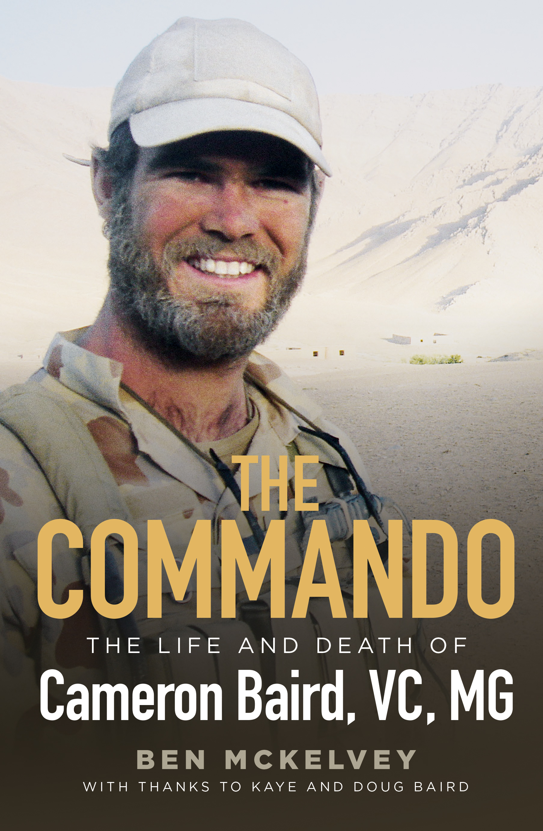 The Commando by Ben Mckelvey