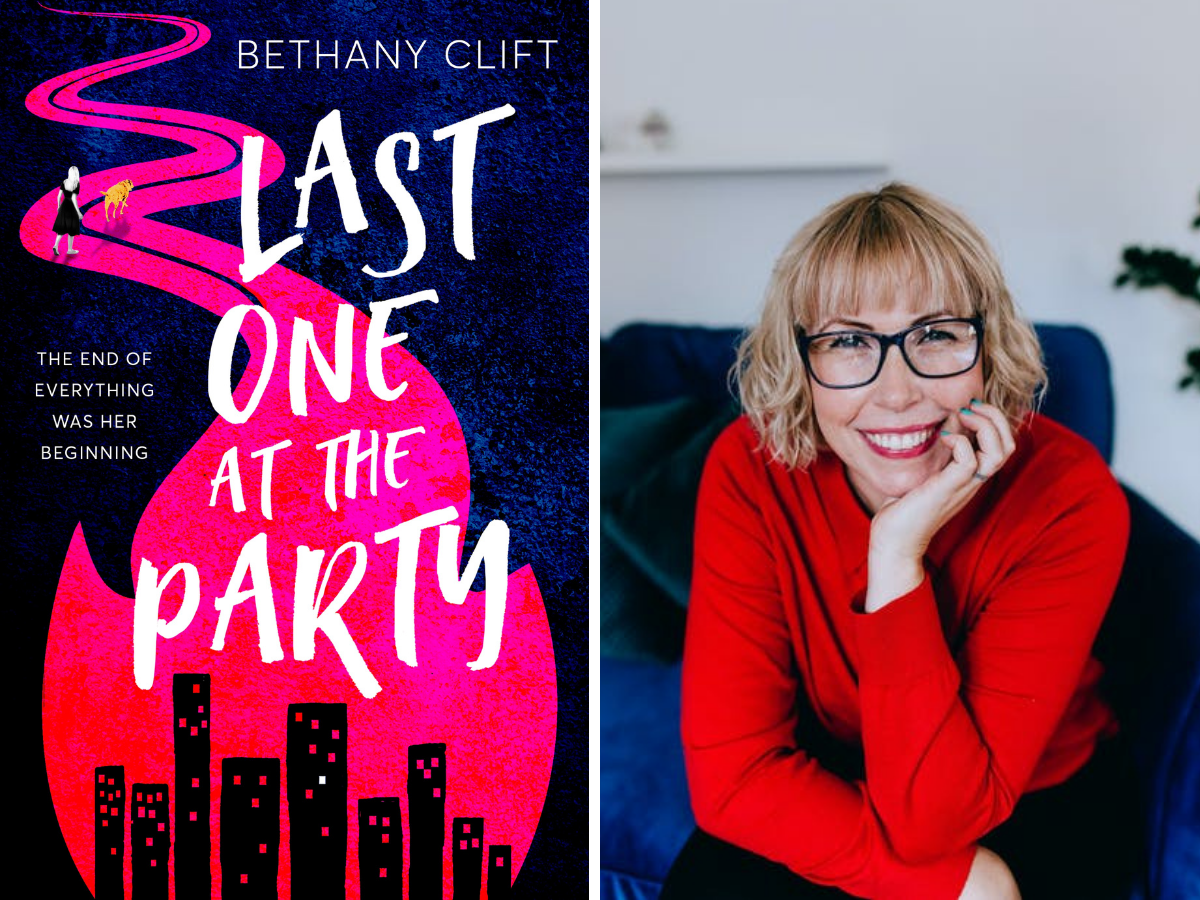Last One at the Party Bethany Clift