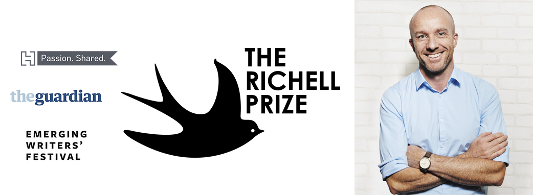 The Richell Prize for Emerging Writers