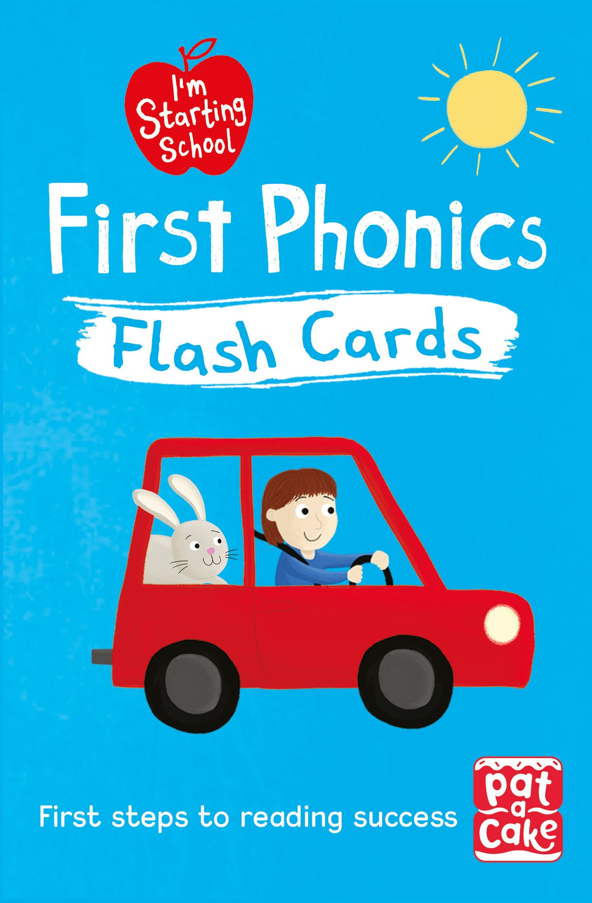I'm Starting School: First Phonics Flash Cards from Pat-a-Cake