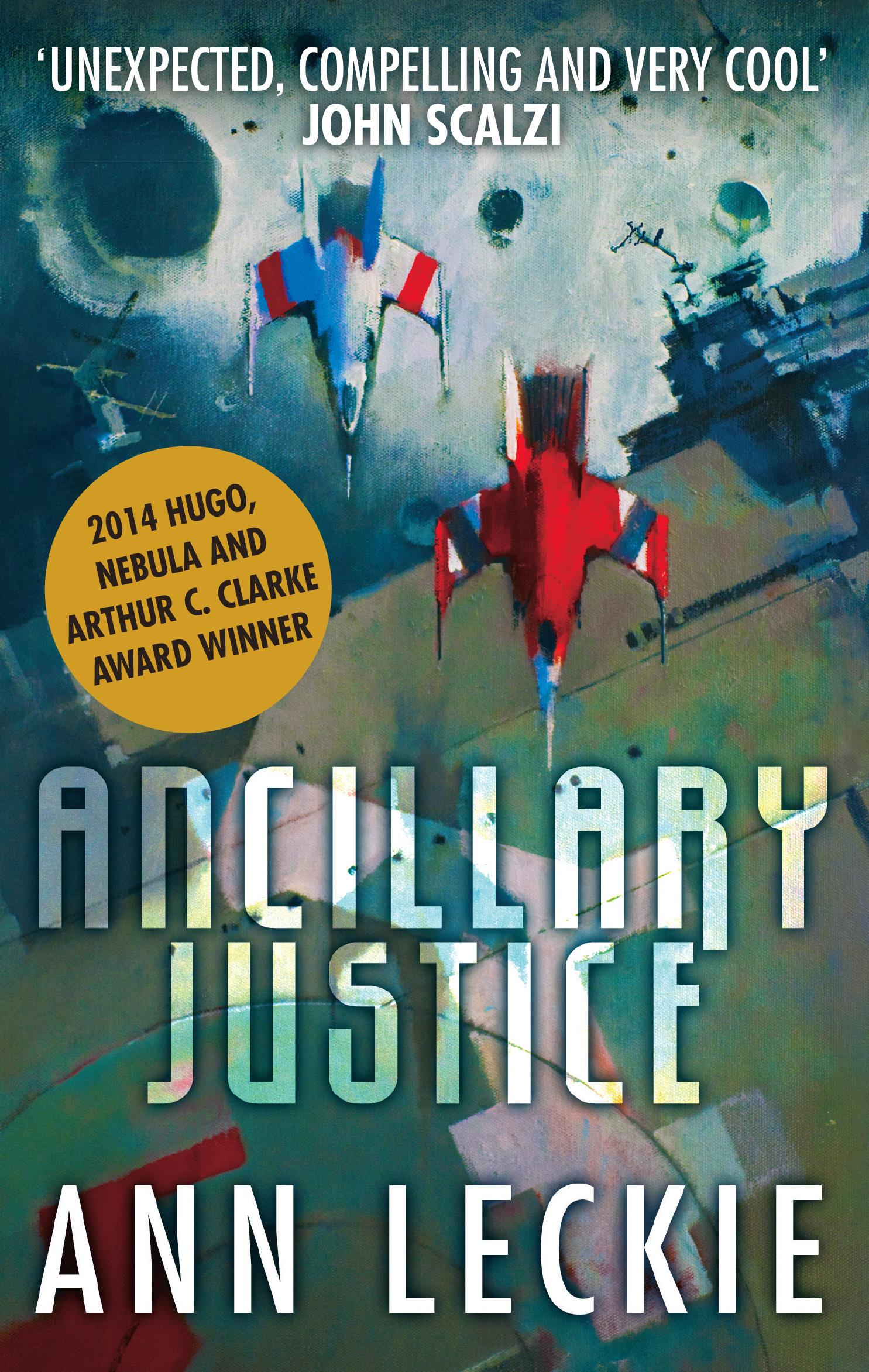 Ancilary Justice