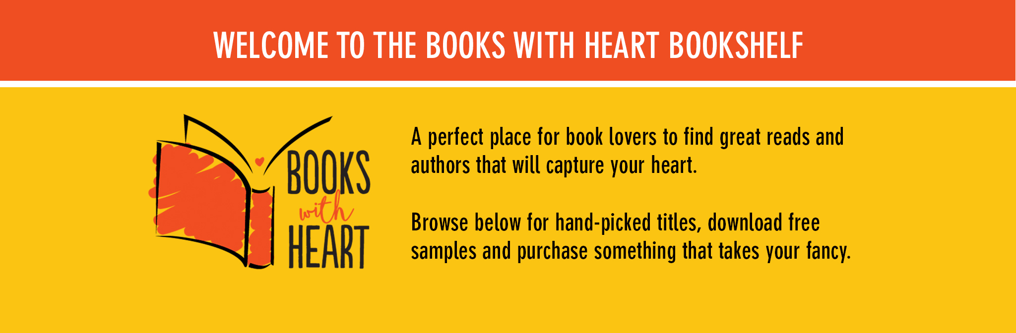 Books With Heart App
