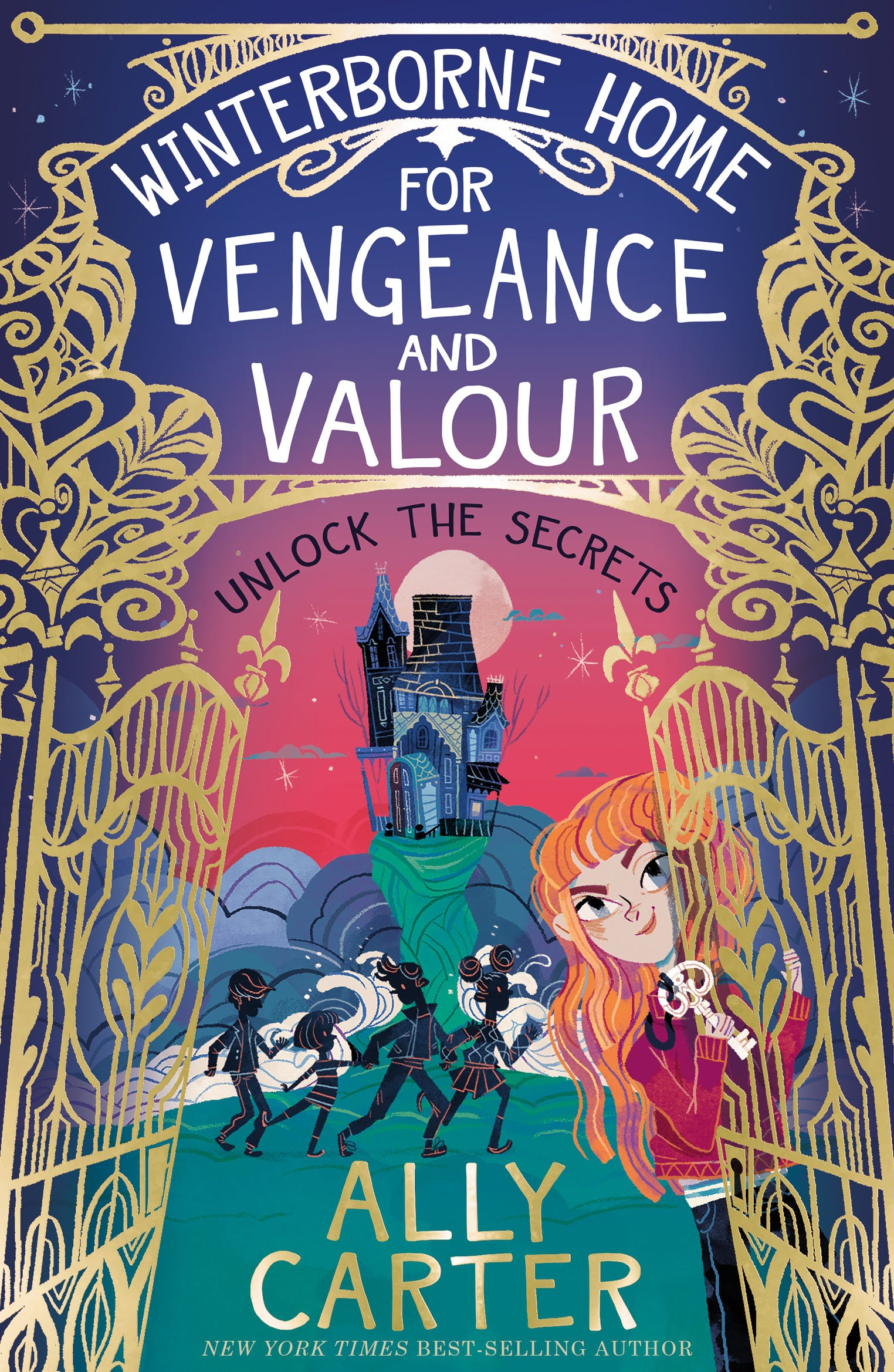 Winterborne Home for Vengeance and Valour by Ally Carter