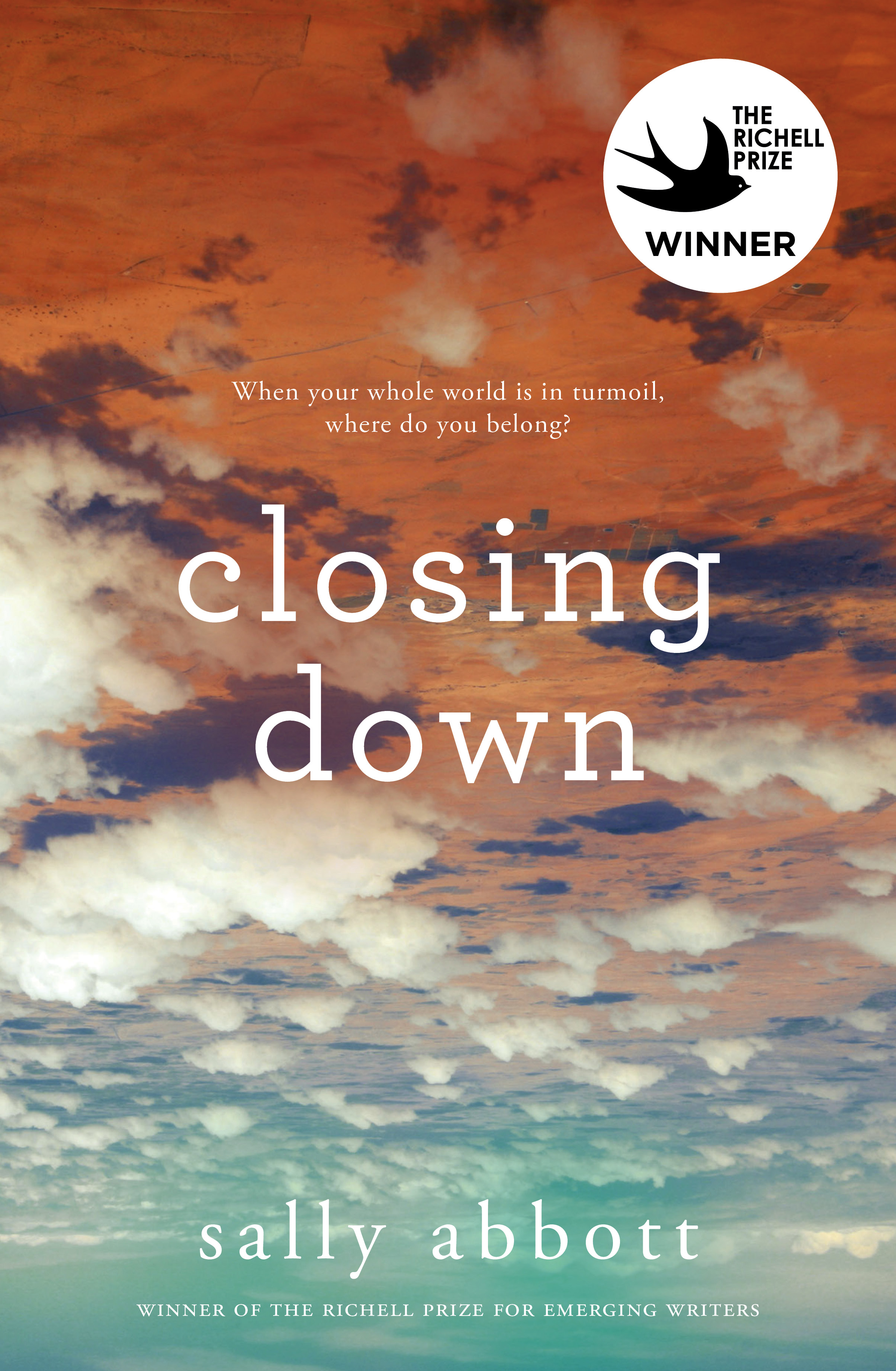 Closing Down by Sally Abbott